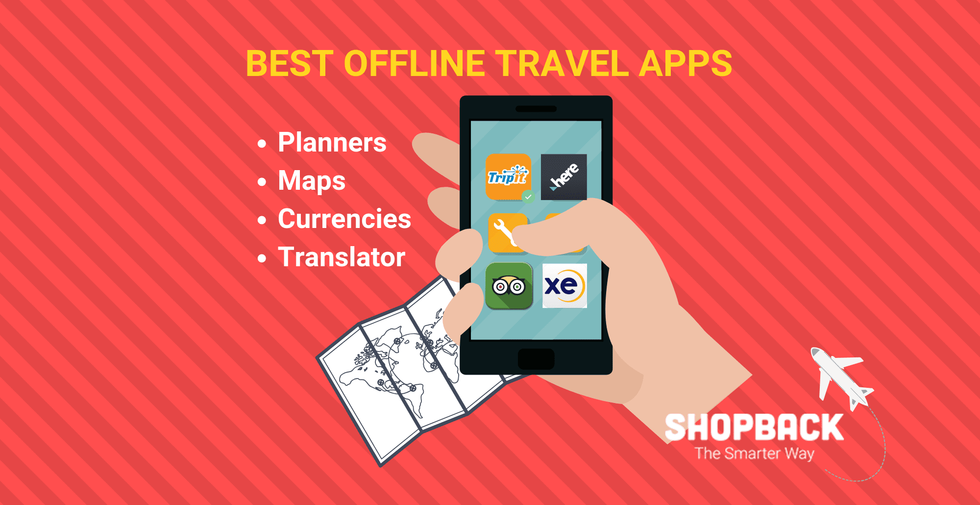 No Data? Here Are The Best Travel Apps That Work Well Offline