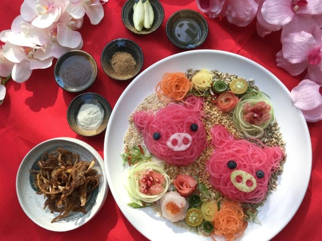 the Fat Chap year of the picg yu sheng restaurant shopback singapore
