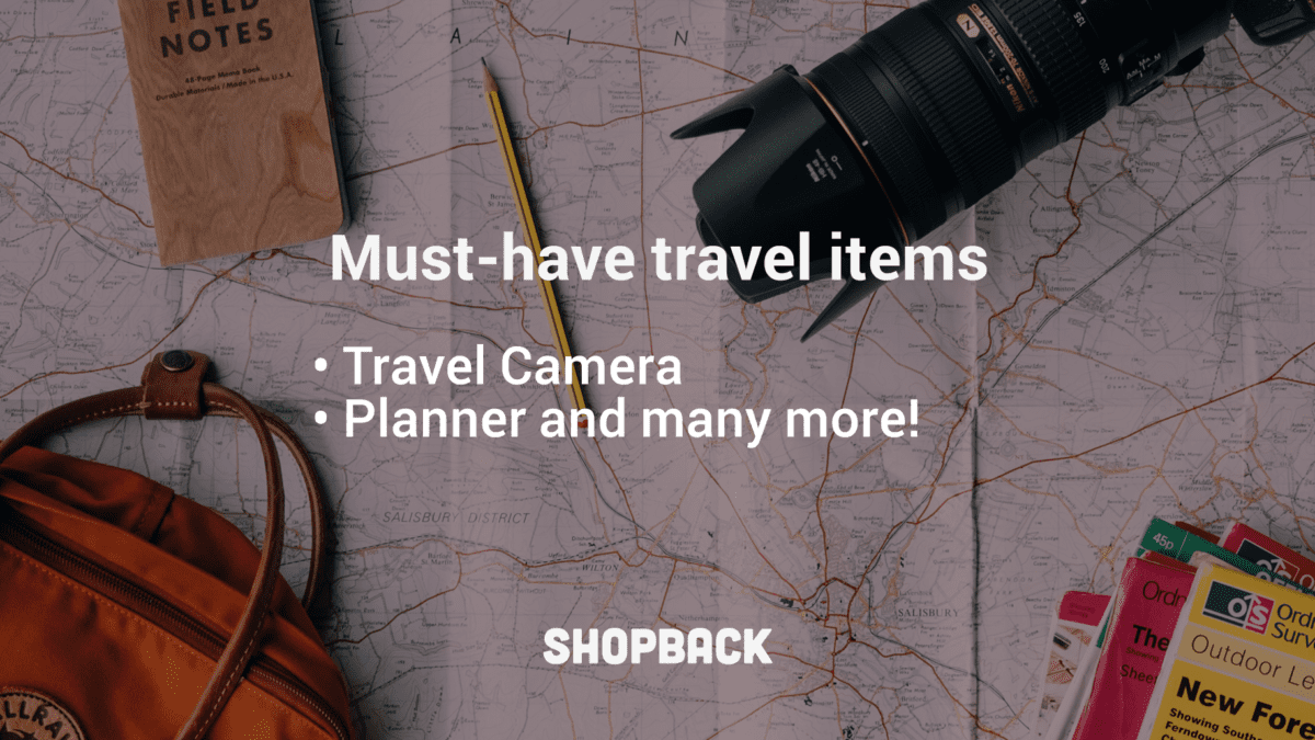Your 2019 Travel Essentials: What to Bring Along on a Trip