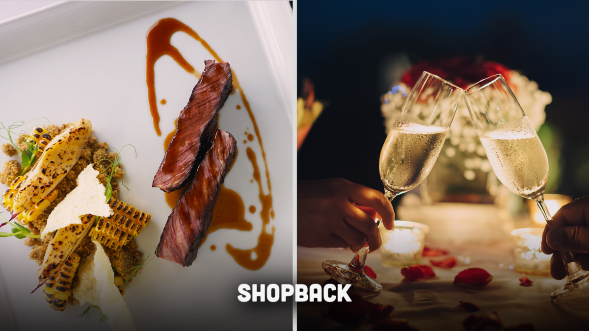 Best Valentine's Day Restaurants For a Romantic Dinner in Singapore