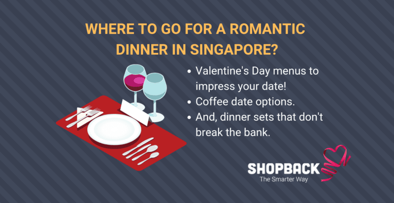 where to go for a romantic dinner in singapore