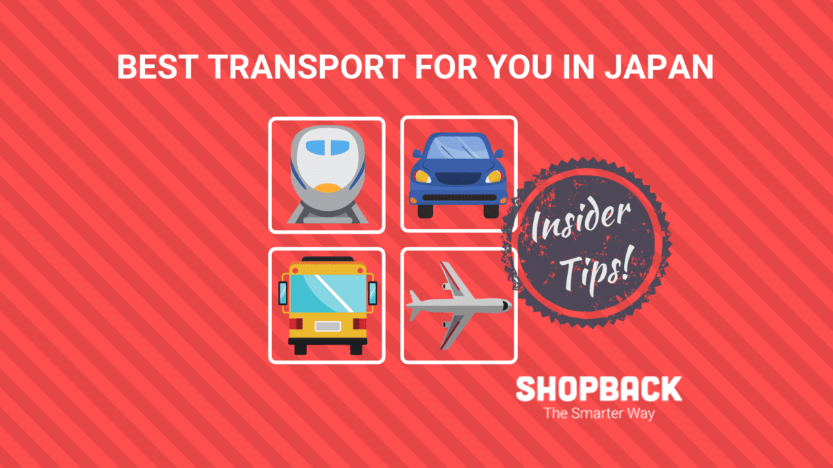 Getting Around Japan: Top Insider Tips to Choose The Best Transportation