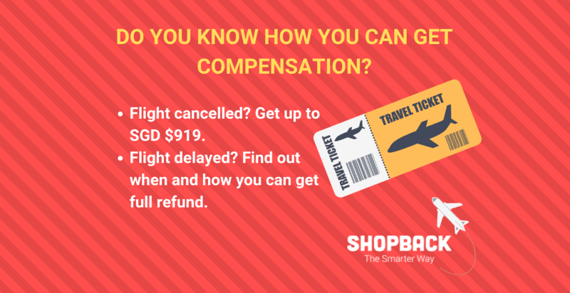 get compensation for a delayed or cancelled flight