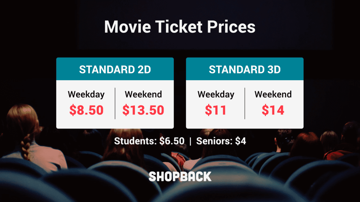 Looking For The Cheapest Movie Tickets in Singapore? Check This List!