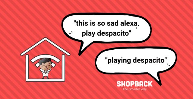 this is so sad alexa play despacito