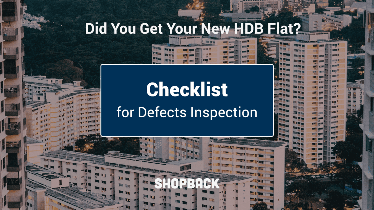 How to Check Your New BTO For Defects