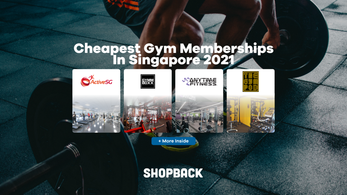 Cheapest Gym Memberships In Singapore (and Alternatives) For All The Fitness Aficionados
