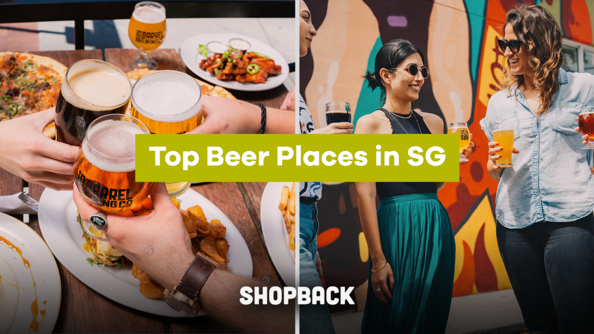 Best Places to Have a Cold Beer in Singapore: Microbreweries, Bars & Pubs