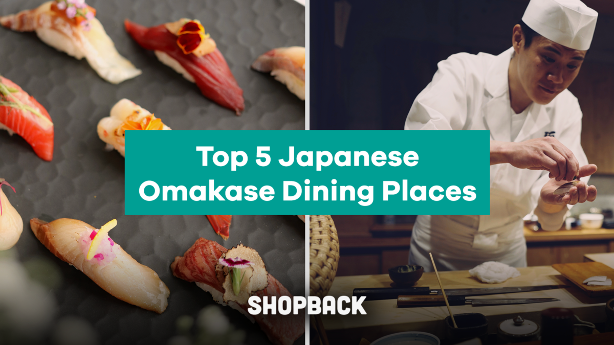 Best Japanese Omakase Dining in SG