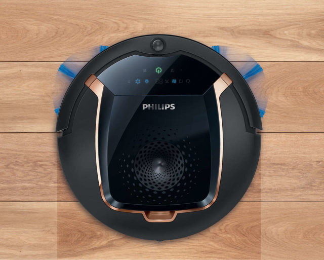 Philips SmartPro Active Robot Vacuum Cleaner