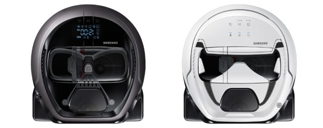 Samsung POWERbot Star Wars