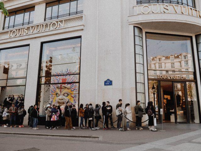 shopping louis vuitton in europe