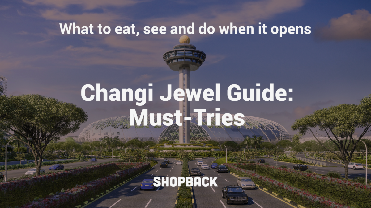 What To Eat, See And Do At Changi Jewel When It Opens