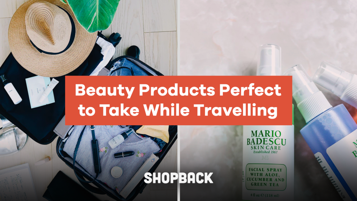Multipurpose Beauty Products Perfect to Take While Travelling