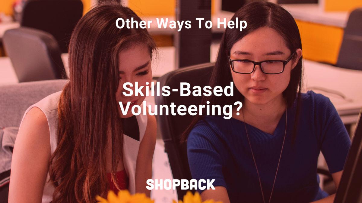 Skills-Based Volunteering in Singapore: Why Work Pro Bono?