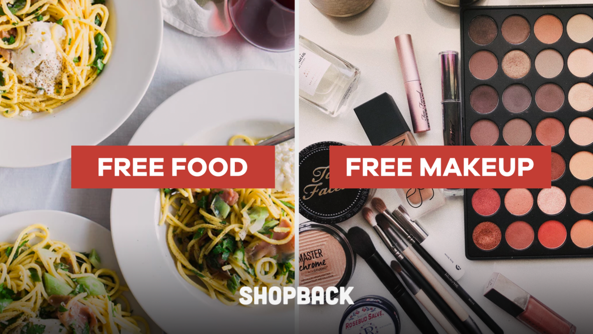 Free Samples in Singapore: Food and Beauty Products