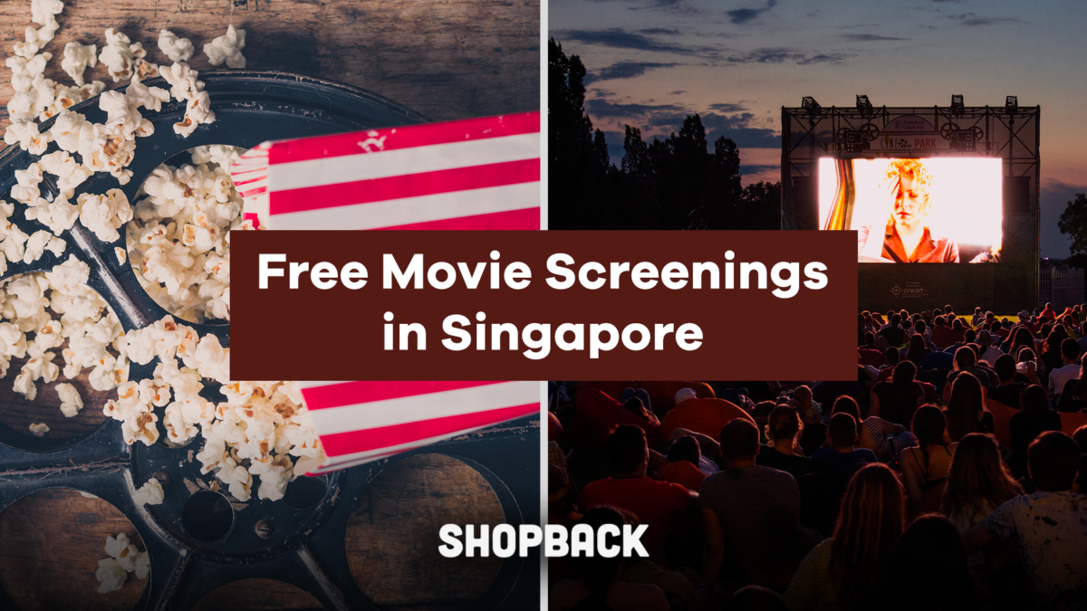 Free Movie Screenings That You Can Watch On The Weekends