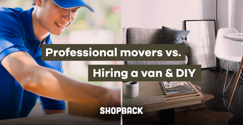 professional moving company vs diy