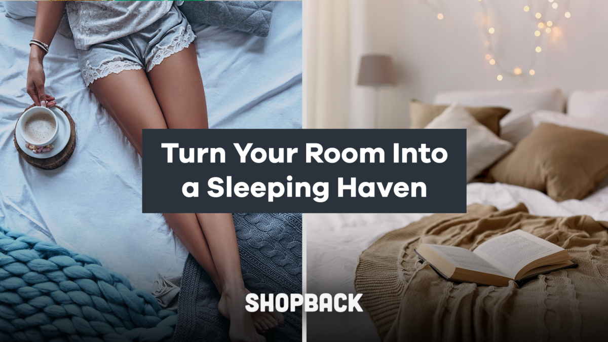 8 Tips To Deck Your Room for a Good Night's Sleep