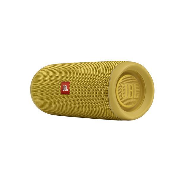 wireless waterproof bluetooth speaker in yellow
