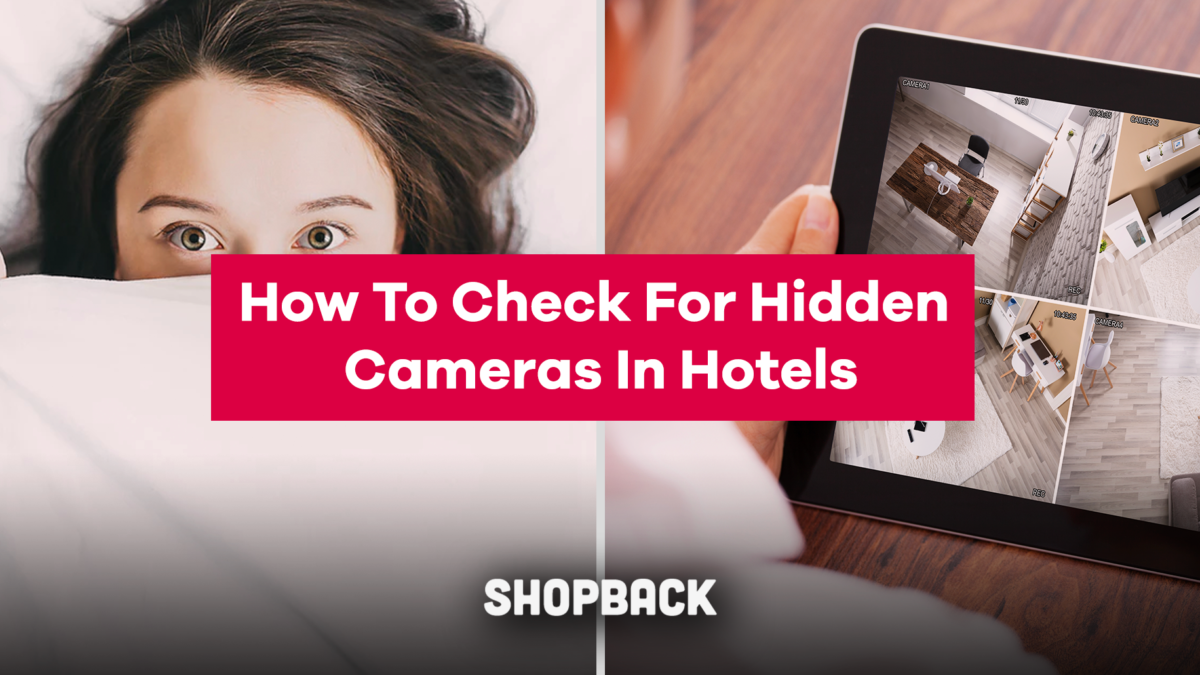 Tips to Spot Hidden Cameras In Your Hotel The Next Time You Travel