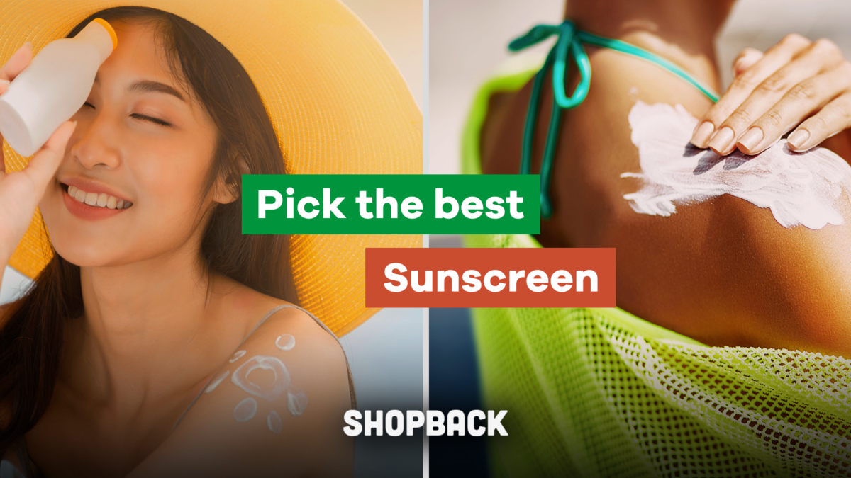 Sunscreens That Are Good For Your Skin and Safe for the Ocean