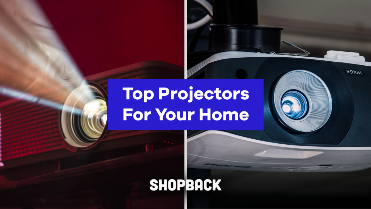 The Best Projectors To Get To Create Your Own Cinema At Home