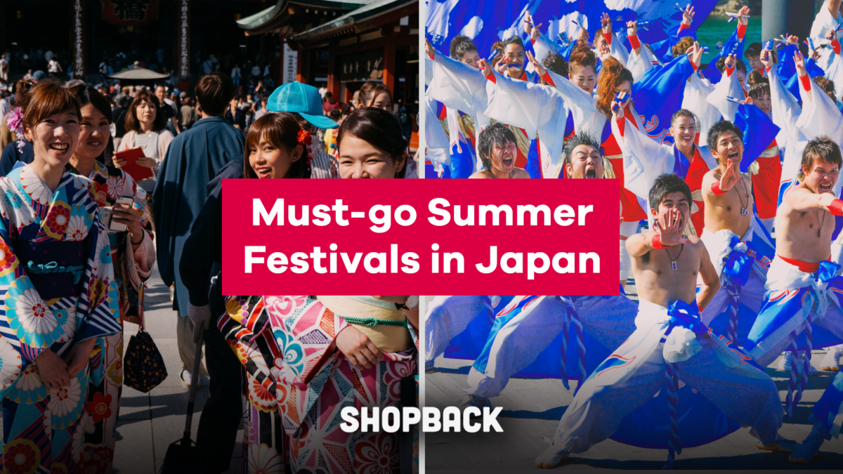 Summer Festivals in Japan You Must Go To in 2019
