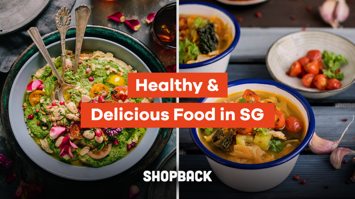 Restaurants To Go If You Are Trying to Eat Clean & Healthy (And Earn Cashback at Same Time)