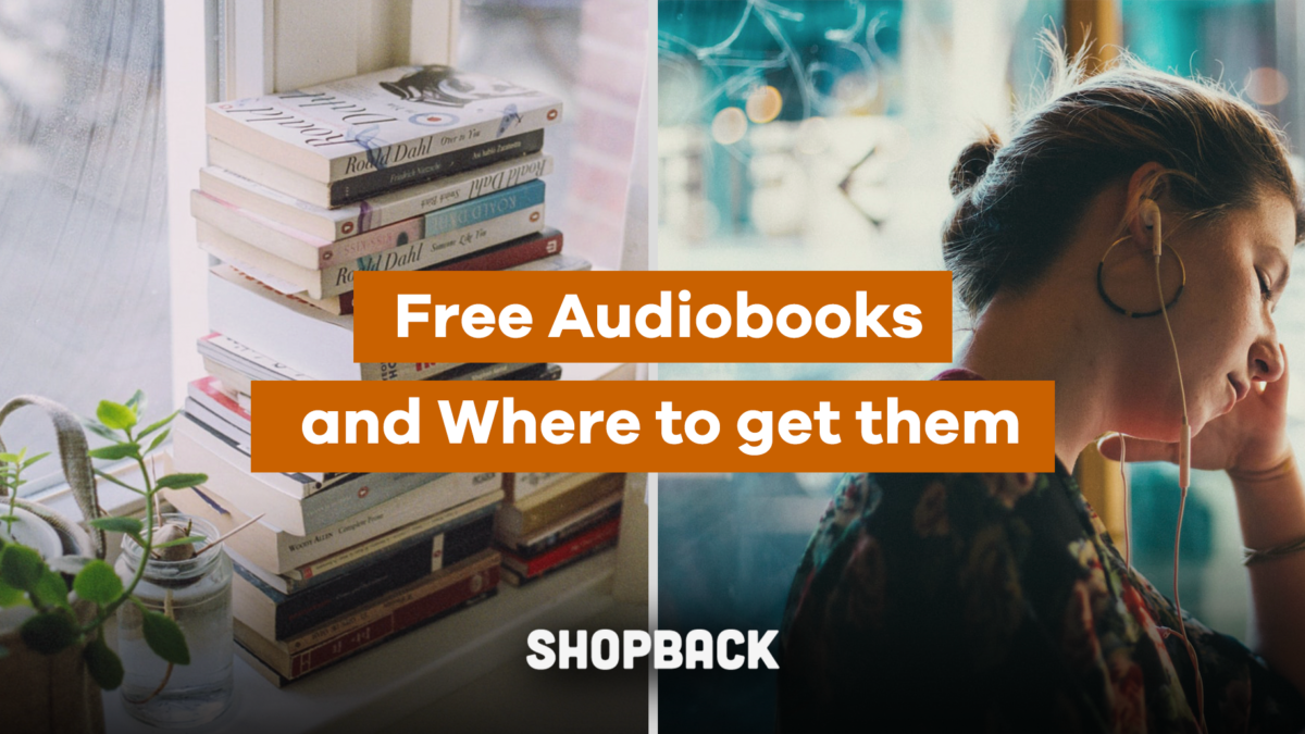 Free Audiobooks and Where to Get Them