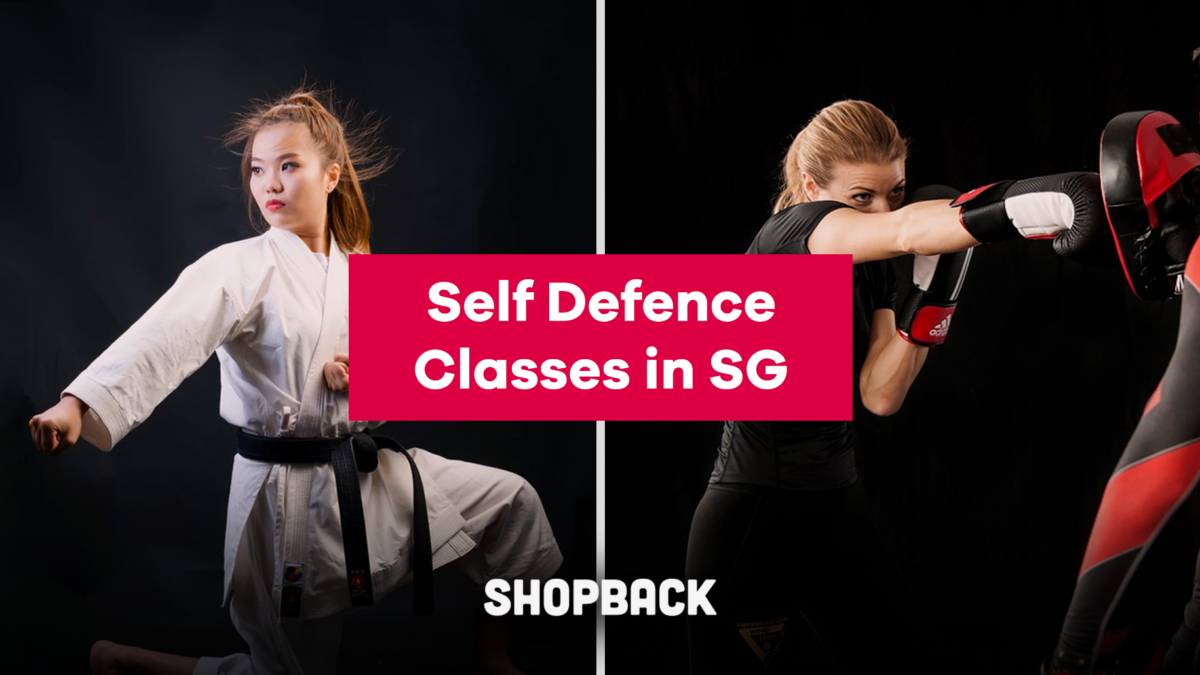 Throw Some Kicks & Stay Fit with These Self Defence Classes in Singapore
