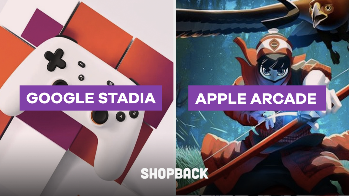 Google Stadia and Apple Arcade: Which Gaming Service to Choose?