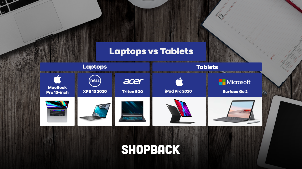 Laptops vs Tablets: Which Is Truly The Better Device for Your Needs in 2020?