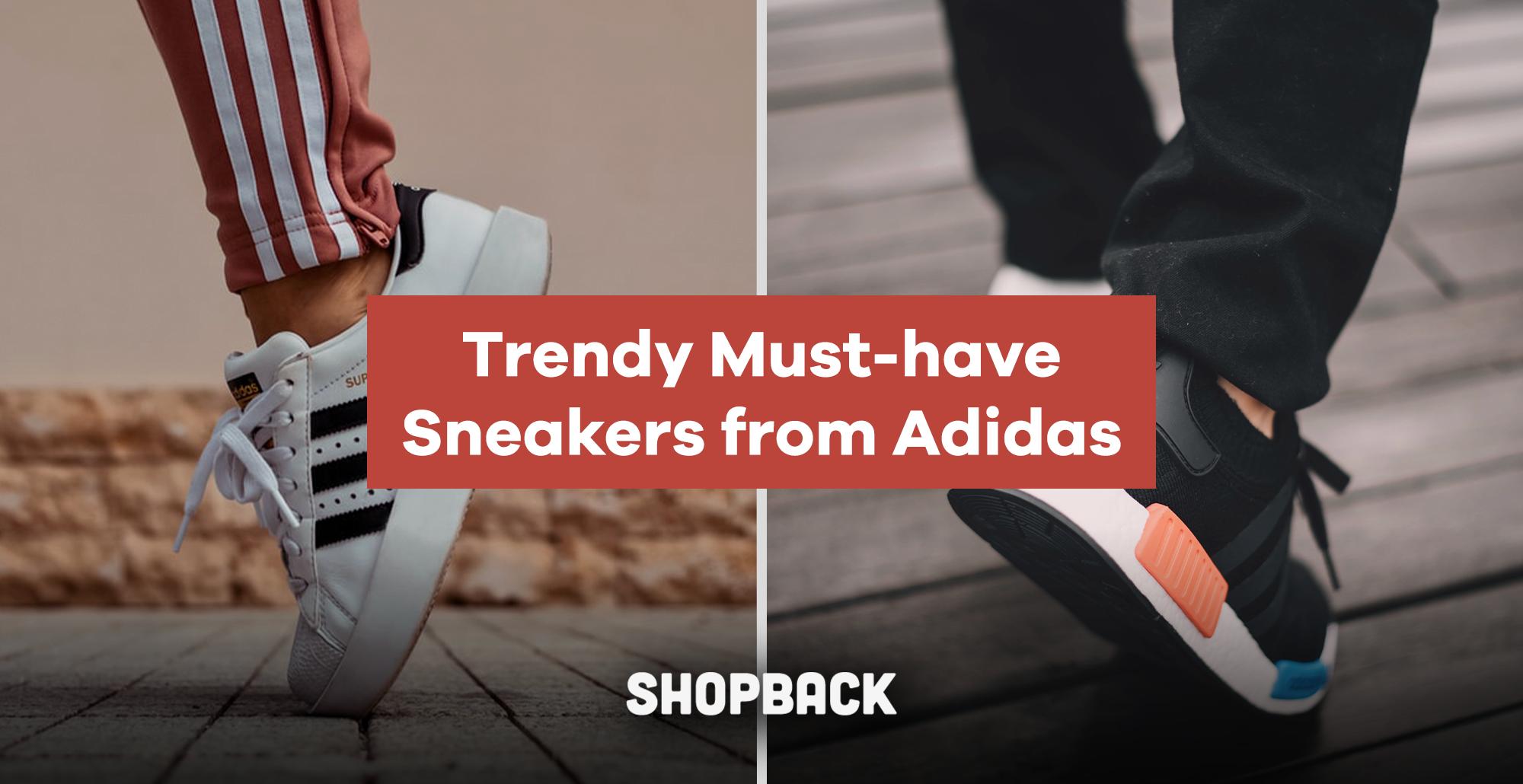 From The Adidasplus Can Get Sneakers You Sleekest Cashback VpqzMLSUGj
