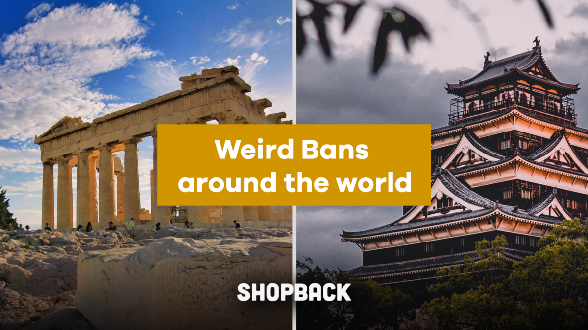 Unexpected Bans Around the World That You Probably Don't Know About