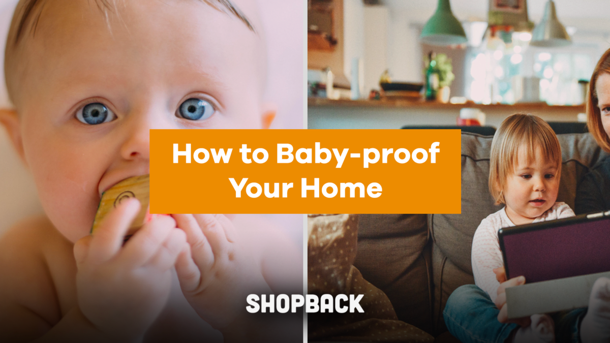 Baby-Proof your Home: All You Need to Make Your Place Safe for the Little One