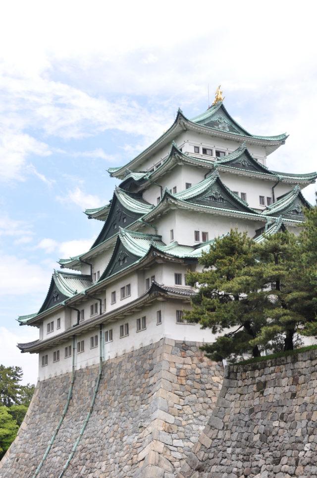 white castle in japan