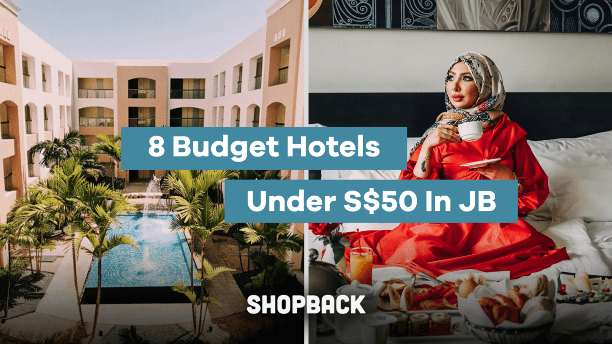 8 Best Budget Hotels in Johor That Cost Under $50 Per Night