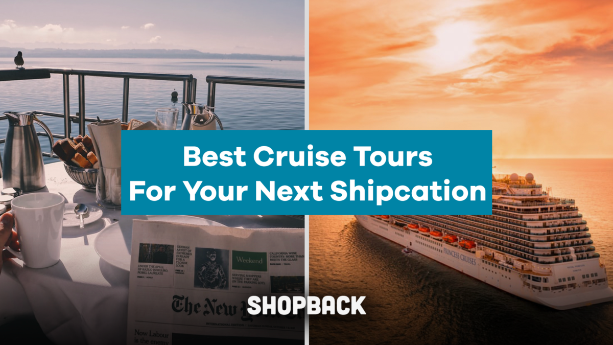 Best Cruise Tours For Your Next Escape From Work