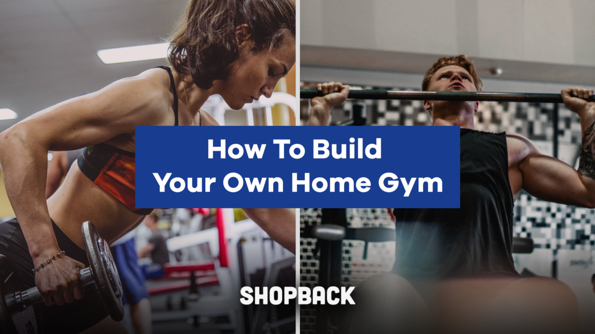 How to Build a Home Gym – The Cheap and Efficient Way