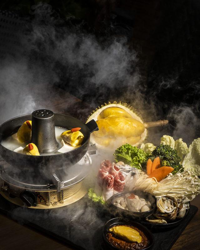 durian hotpot