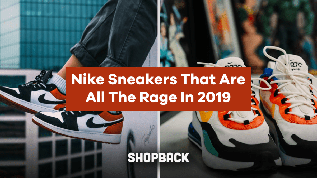 Trendiest Nike Sneakers That Are Suitable For Every Occasion