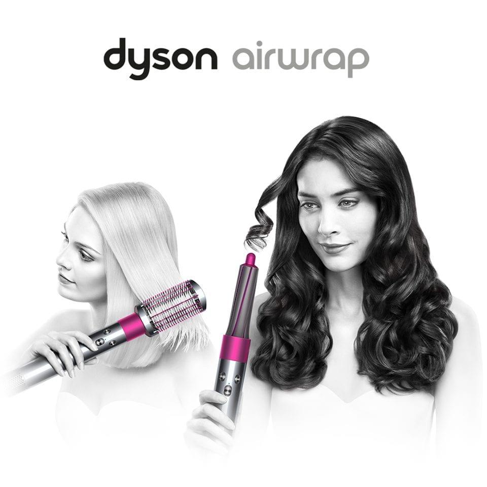 dyson hair curler