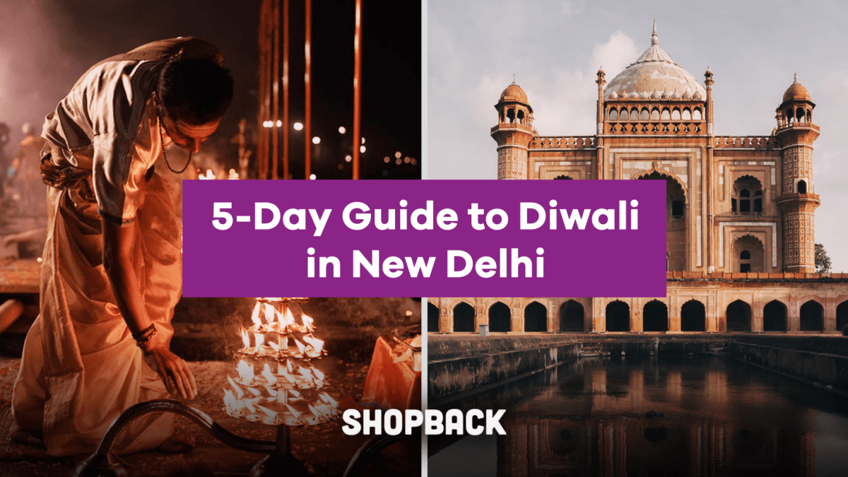 A 5-day Escapade in New Delhi to bask in the Diwali Festivities