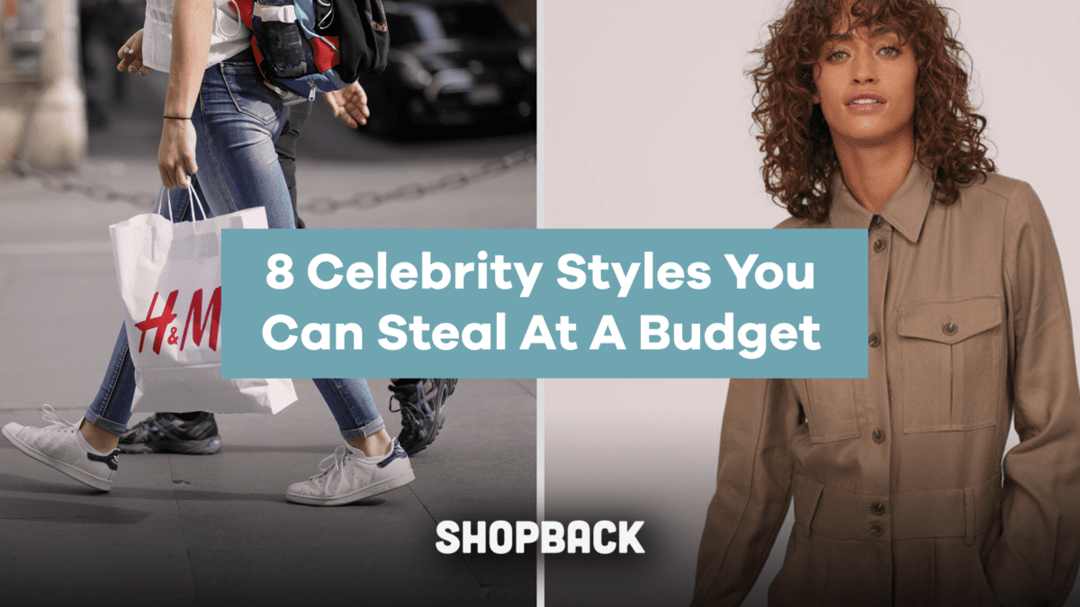 8 Celebrity Styles You Can Steal At A Budget With H&M