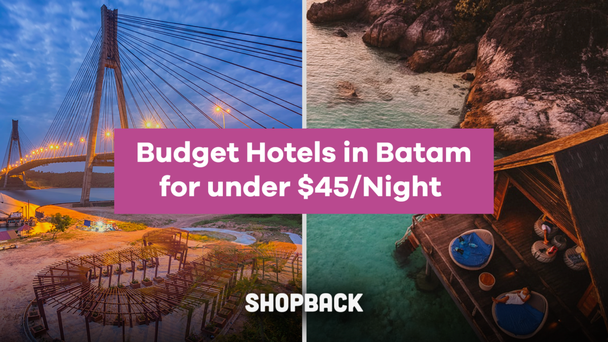 5 Budget Hotels in Batam under $45/night for your Weekend Getaway!