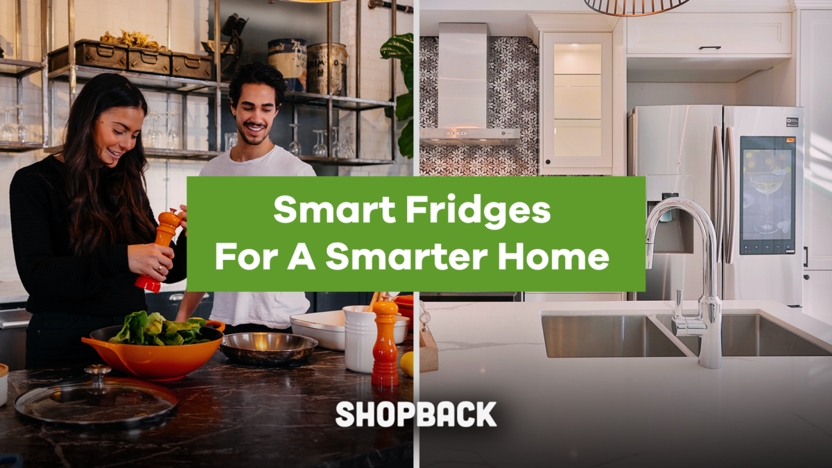 Smart Fridges for a Smarter Home