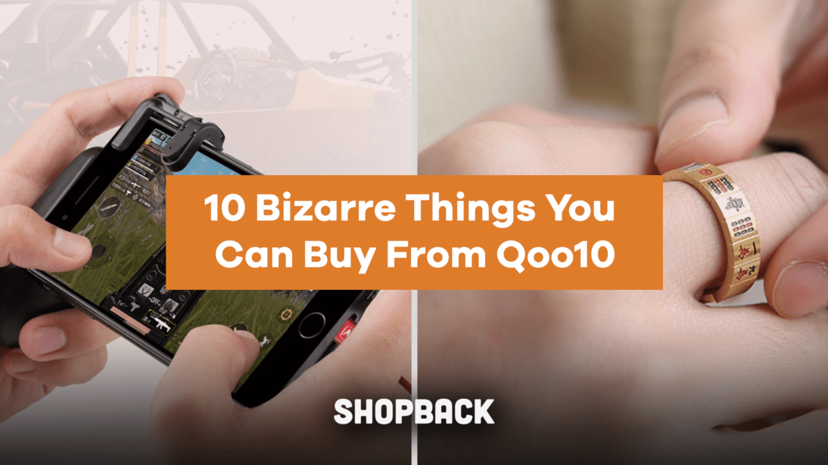 10 Most Bizarre Things You Can Actually Buy From Qoo10
