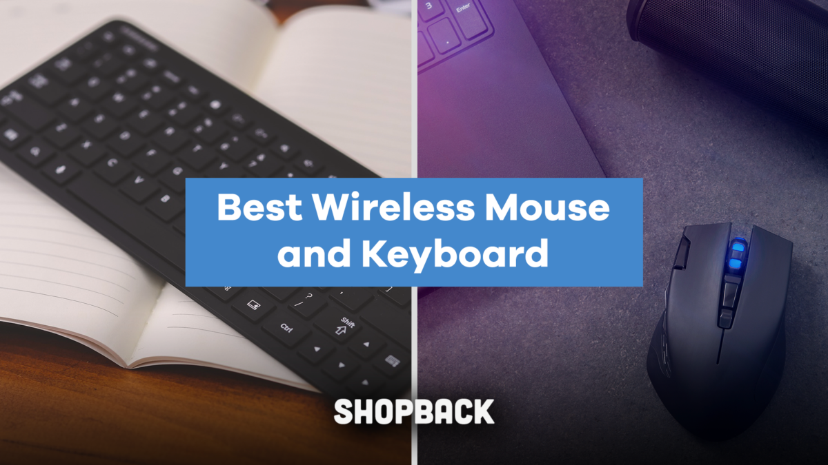 Best Wireless Mouse and Keyboard to Complete Your Home Office Setup
