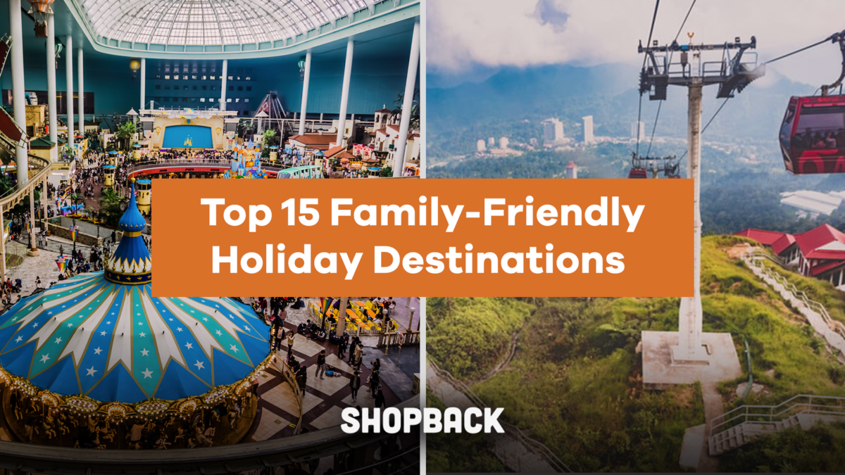 Top 15 Family-Friendly Holiday Destinations Under 6 Hours Flight Time and More!